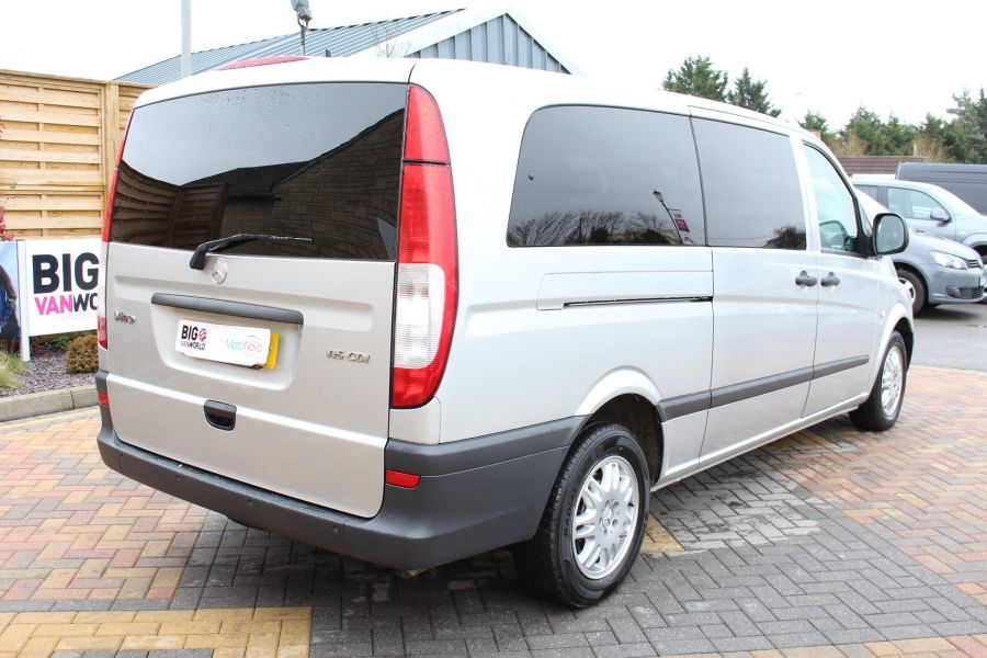 MERCEDES VITO 115 CDI EXTRA LONG 9 SEAT TRAVELINER - 7582 - 5