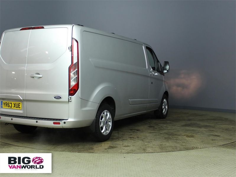 FORD TRANSIT CUSTOM 290 TDCI 155 LIMITED L2 H1 LWB LOW ROOF - 7230 - 2