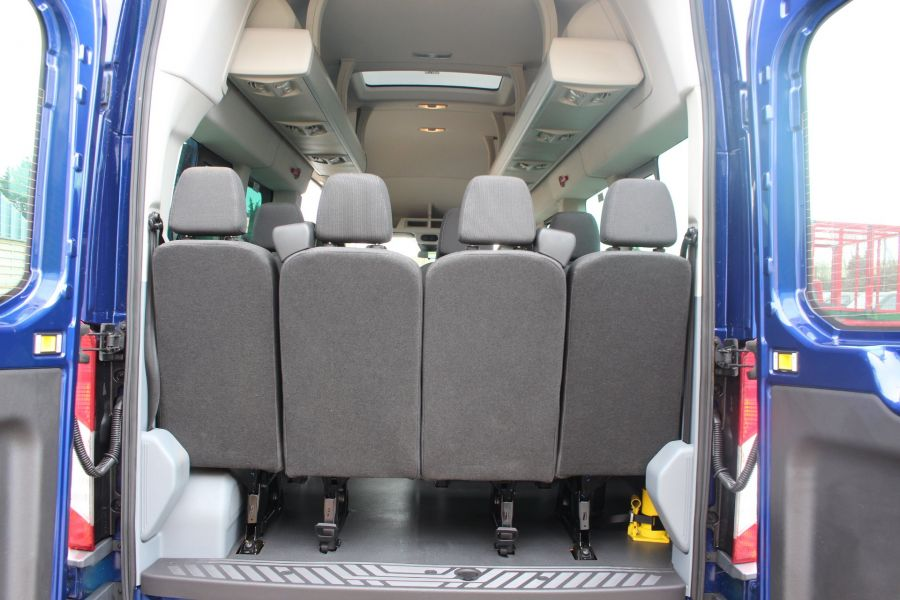 FORD TRANSIT 460 TDCI 125 TREND L4 HIGH ROOF 17 SEAT BUS - 8546 - 27