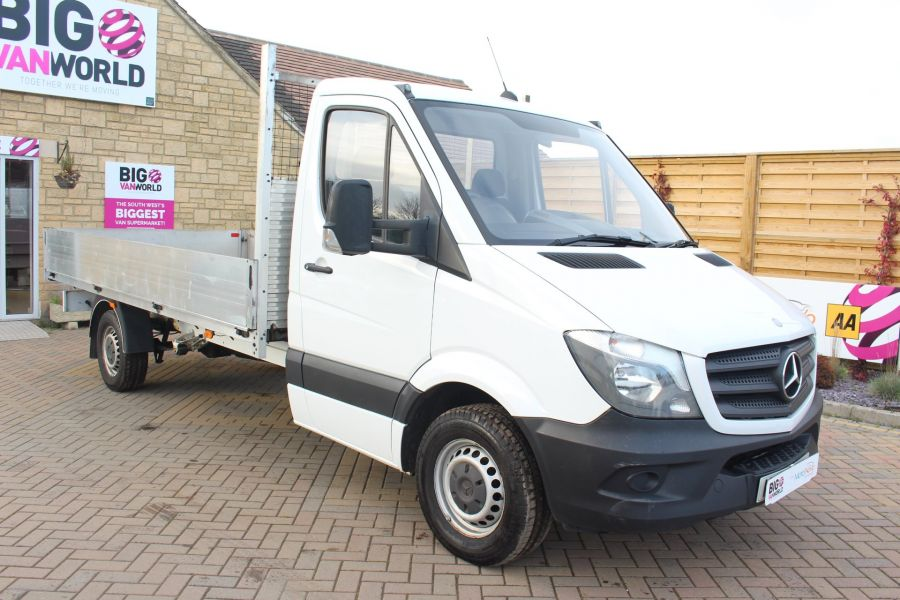 MERCEDES SPRINTER 313 CDI ALLOY DROPSIDE - 6947 - 3