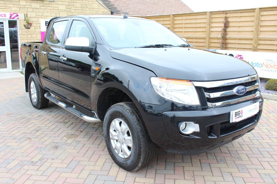 FORD RANGER XLT 4X4 DOUBLE CAB TDCI 150 - 6213 - 3
