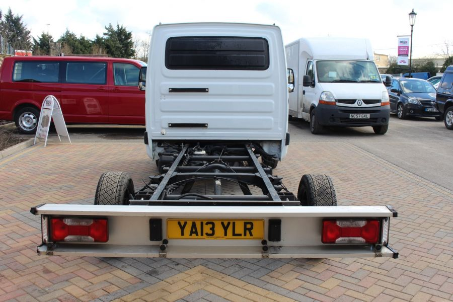 IVECO DAILY 35S11 3750 WB CHASSIS CAB - 7296 - 6