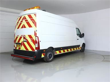 RENAULT MASTER LH35 DCI 125 L3 H3 LWB HIGH ROOF - 6651 - 2