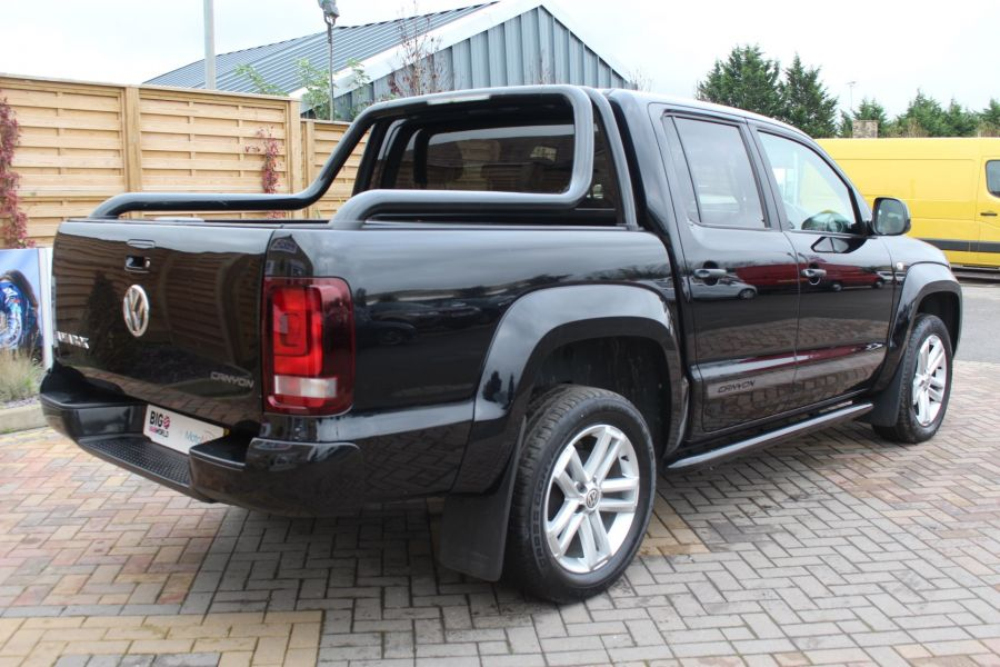 VOLKSWAGEN AMAROK A32 BITDI 180 CANYON 4MOTION SPECIAL EDITION DOUBLE CAB AUTO WITH ROLL'N'LOCK TOP - 6869 - 5