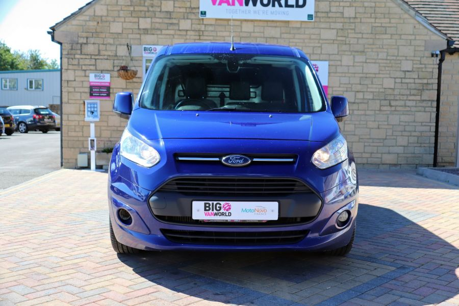 FORD TRANSIT CONNECT 200 TDCI 120 L1H1 LIMITED POWERSHIFT SWB LOW ROOF - 10617 - 11