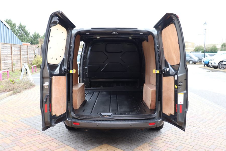FORD TRANSIT CUSTOM 290 TDCI 170 L1H1 LIMITED SWB LOW ROOF FWD - 10514 - 37