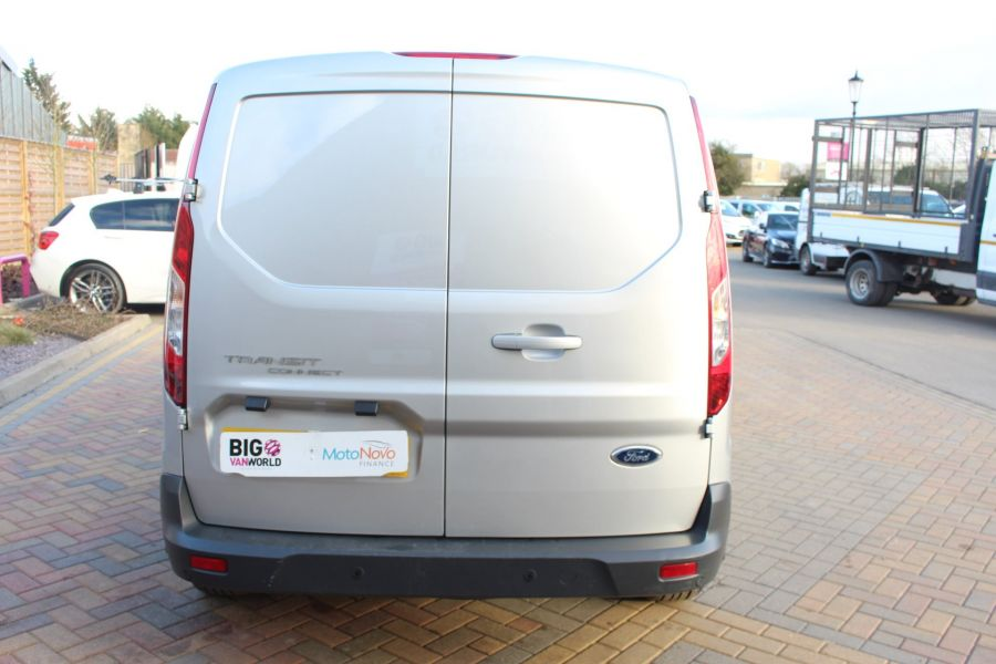 FORD TRANSIT CONNECT 240 TDCI 115 LIMITED L2 H1 LWB - 7241 - 6