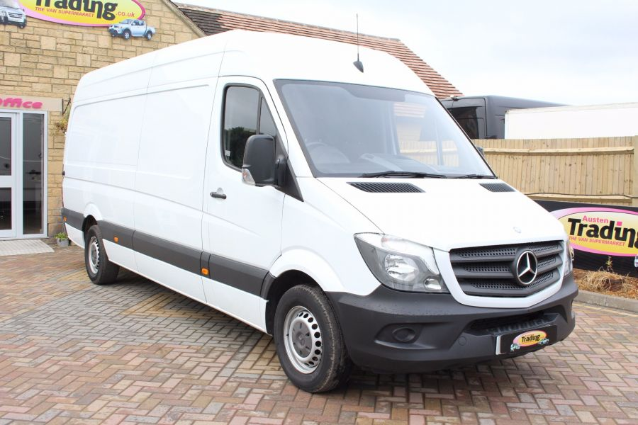 MERCEDES SPRINTER 313 CDI LWB HIGH ROOF - 5112 - 1