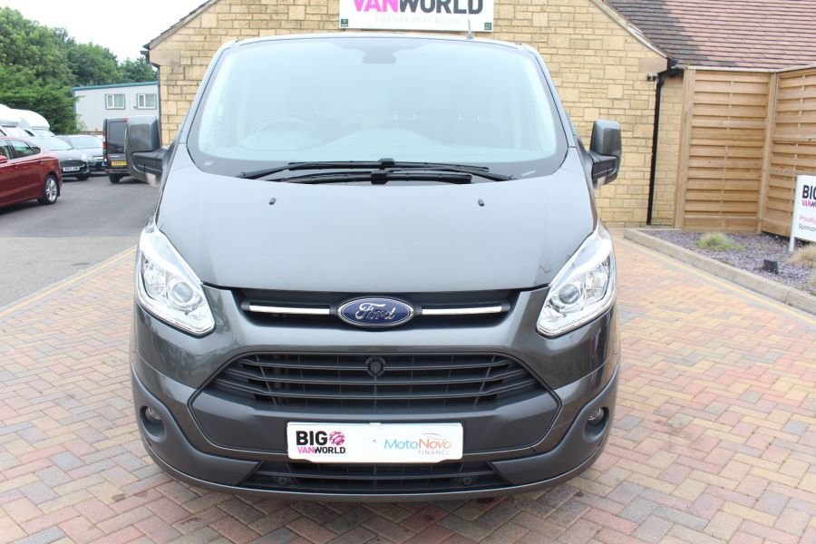 FORD TRANSIT CUSTOM 270 TDCI 125 L1 H1 LIMITED SWB LOW ROOF FWD - 7818 - 9