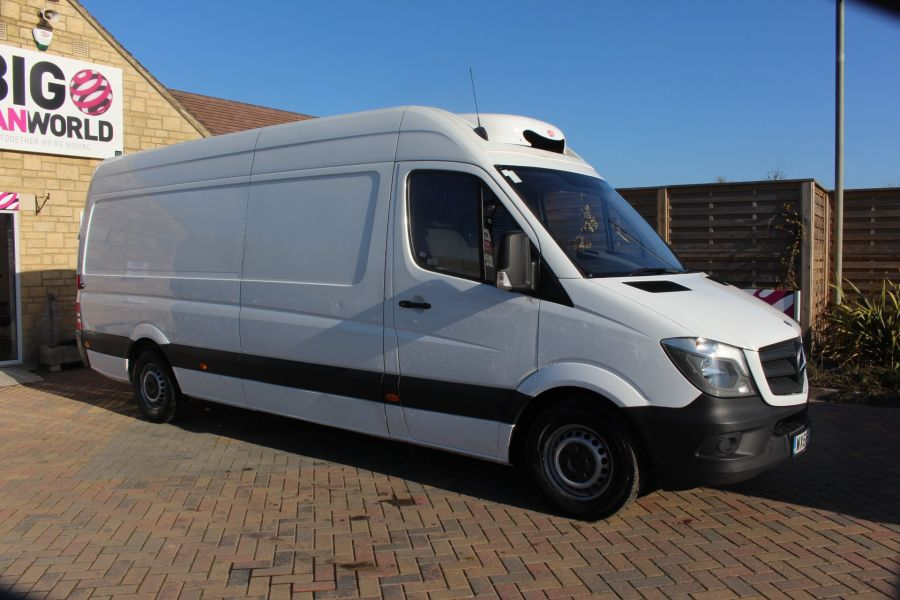 MERCEDES SPRINTER 313 CDI 129 LWB FRIDGE VAN HIGH ROOF - 9146 - 3