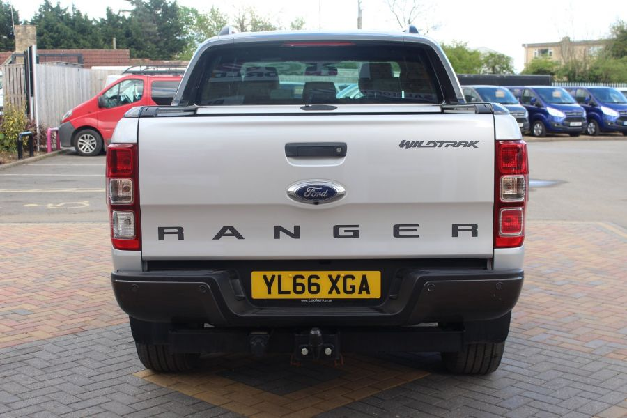FORD RANGER WILDTRAK TDCI 200 4X4 DOUBLE CAB - 9158 - 6