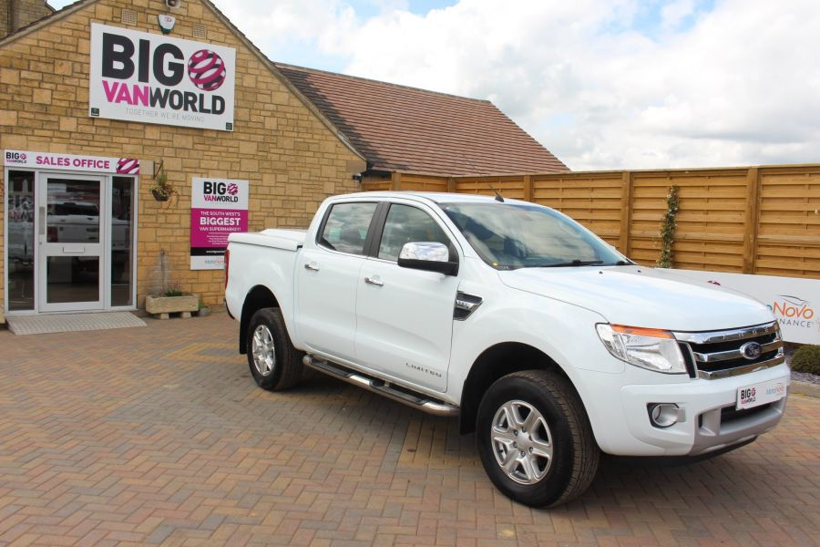 FORD RANGER 2.2 TDCI LIMITED 4X4 DOUBLE CAB WITH MOUNTAIN TOP - 6374 - 2