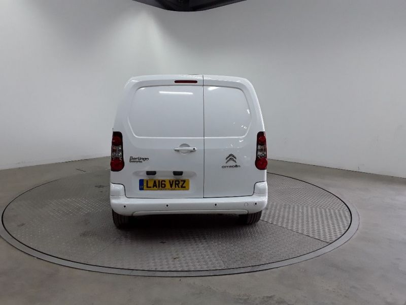 CITROEN BERLINGO 625 HDI 75 L1H1 ENTERPRISE SWB LOW ROOF - 11721 - 4
