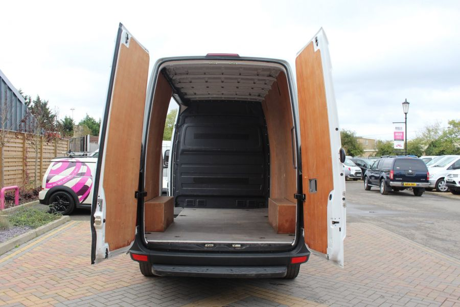 MERCEDES SPRINTER 313 CDI MWB HIGH ROOF - 6708 - 20
