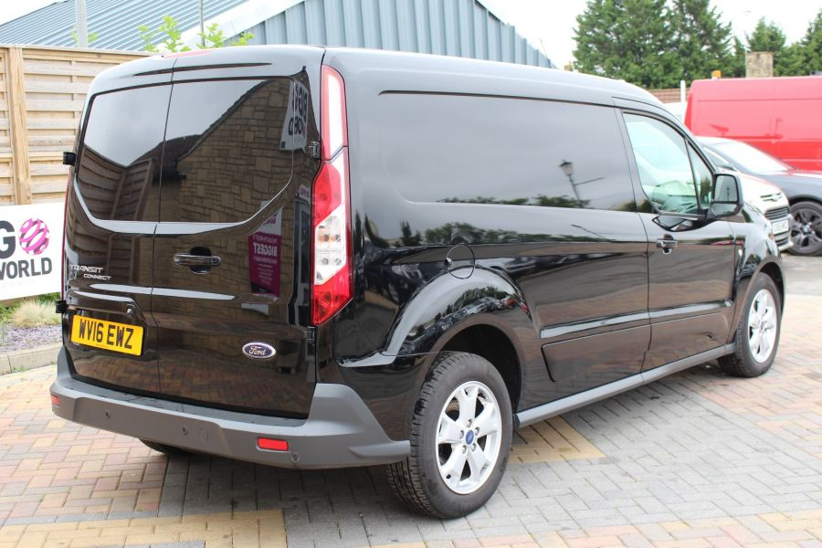 FORD TRANSIT CONNECT 240 TDCI 115 L2 H1 LIMITED LWB LOW ROOF - 9355 - 5