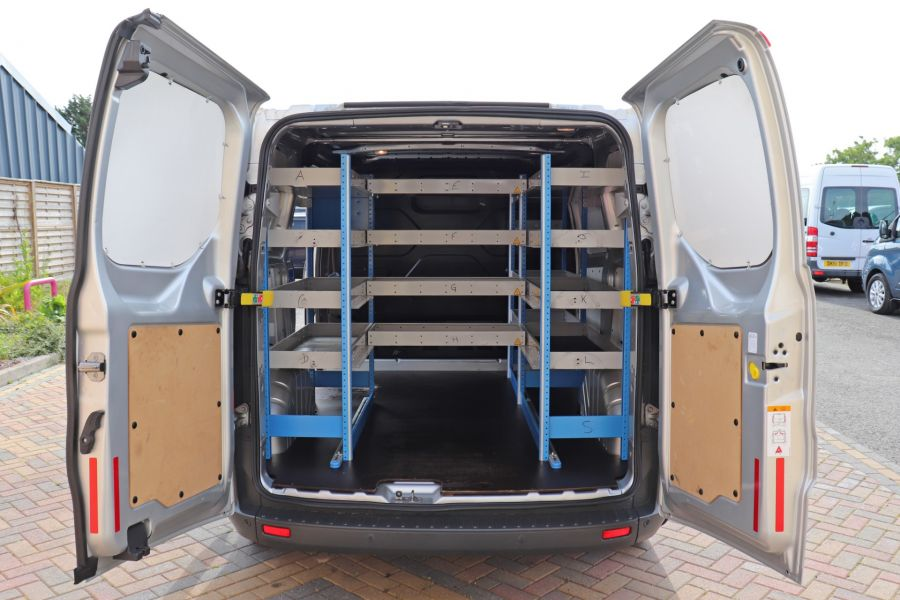 FORD TRANSIT CUSTOM 270 TDCI 100 L1 H1 TREND SWB LOW ROOF FWD - 9455 - 37
