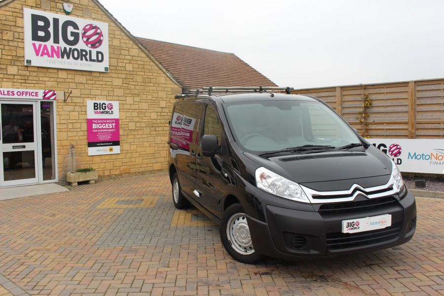 CITROEN DISPATCH 1000 HDI 90 L1 H1 ENTERPRISE SWB LOW ROOF - 9169 - 2