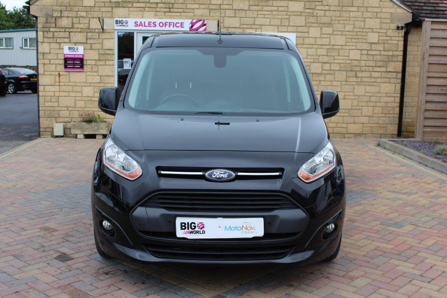 FORD TRANSIT CONNECT 240 TDCI 115 L2 H1 LIMITED LWB LOW ROOF - 9355 - 10