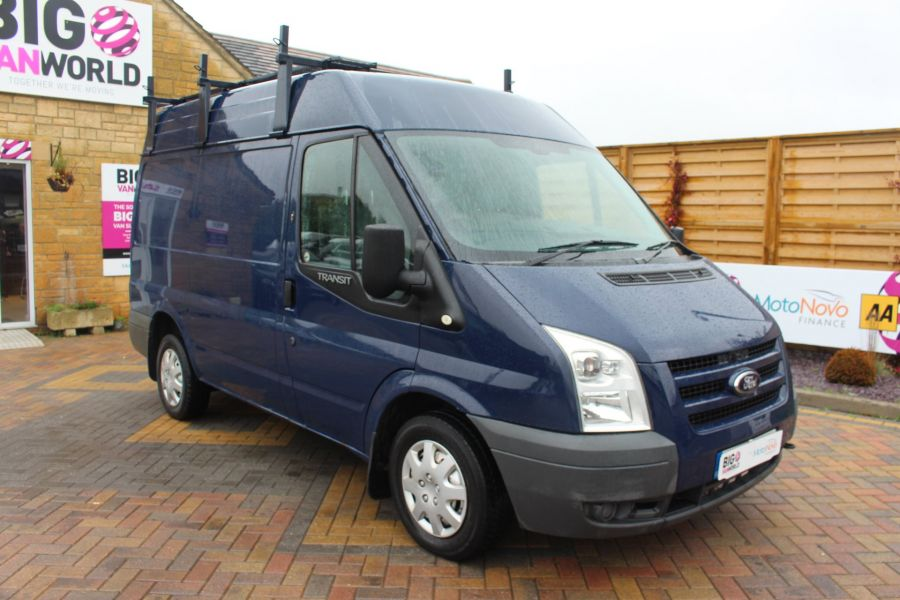 FORD TRANSIT 260 TDCI 80 SWB MEDIUM ROOF - 6950 - 3