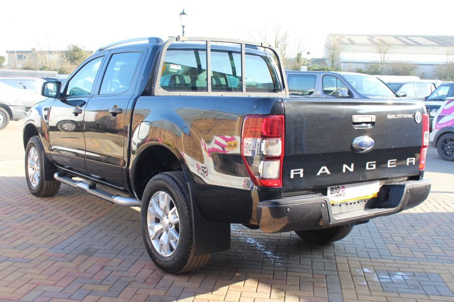 FORD RANGER WILDTRAK 4X4 TDCI 197 DOUBLE CAB - 7304 - 7
