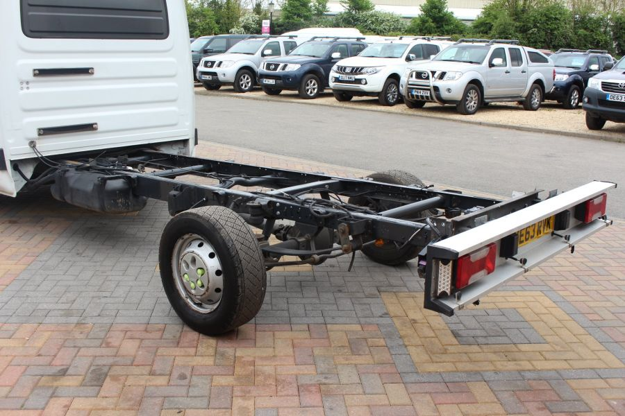 IVECO DAILY 35S11 SINGLE CAB CHASSIS CAB 3750 WB - 7590 - 22