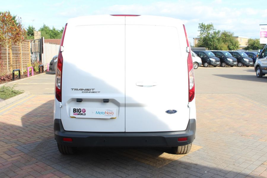 FORD TRANSIT CONNECT 240 TDCI 115 LIMITED L2 H1 LWB - 6165 - 6