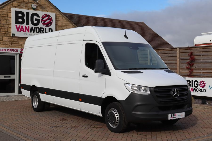 MERCEDES SPRINTER 516 CDI L3H2 LWB HIGH ROOF - 10548 - 3