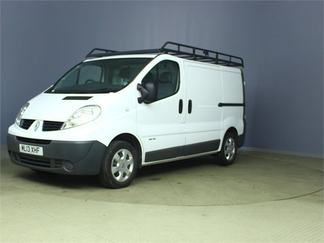 RENAULT TRAFIC SL27 DCI 115 ECO2 SWB LOW ROOF - 6914 - 5
