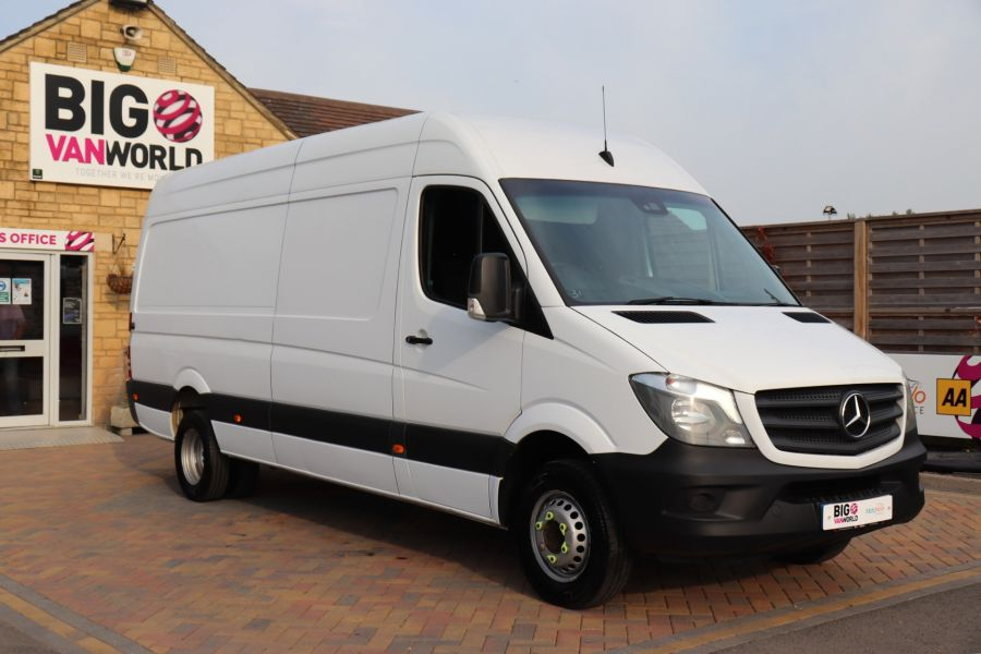 MERCEDES SPRINTER 513 CDI 129 LWB HIGH ROOF DRW - 11183 - 3