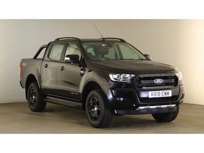 FORD RANGER TDCI 160 BLACK EDITION 4X4 DOUBLE CAB - 12599 - 1