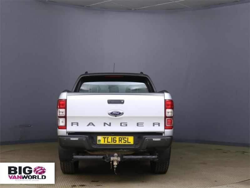 FORD RANGER WILDTRAK TDCI 200 4X4 DOUBLE CAB - 9529 - 3