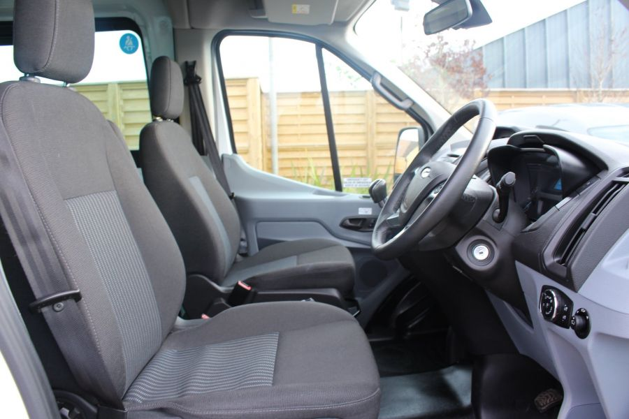 FORD TRANSIT 460 TDCI 125 L4 H3 TREND LWB HIGH ROOF 17 SEATS BUS - 6718 - 11