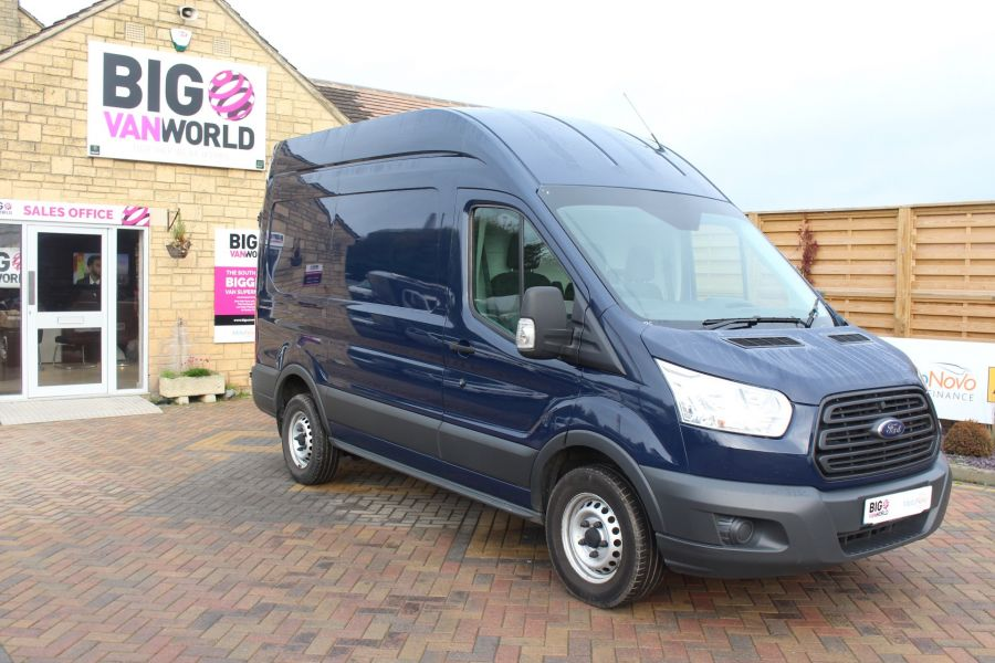 FORD TRANSIT 350 TDCI 155 L2 H3 MWB HIGH ROOF FWD - 6842 - 2
