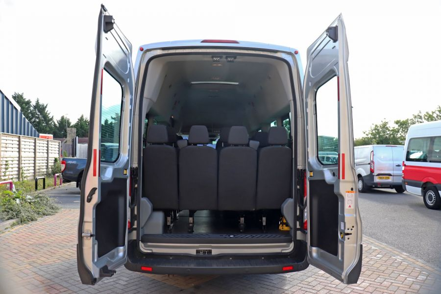 FORD TRANSIT 460 TDCI 125 L4H3 TREND 17 SEAT BUS HIGH ROOF DRW RWD - 10330 - 41