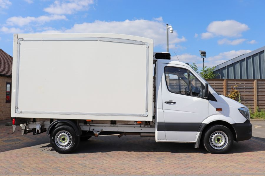 MERCEDES SPRINTER 313 CDI 129 MWB FRIDGE BOX - 9628 - 4