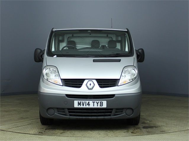 RENAULT TRAFIC SL27 DCI 115 SWB LOW ROOF - 7287 - 6