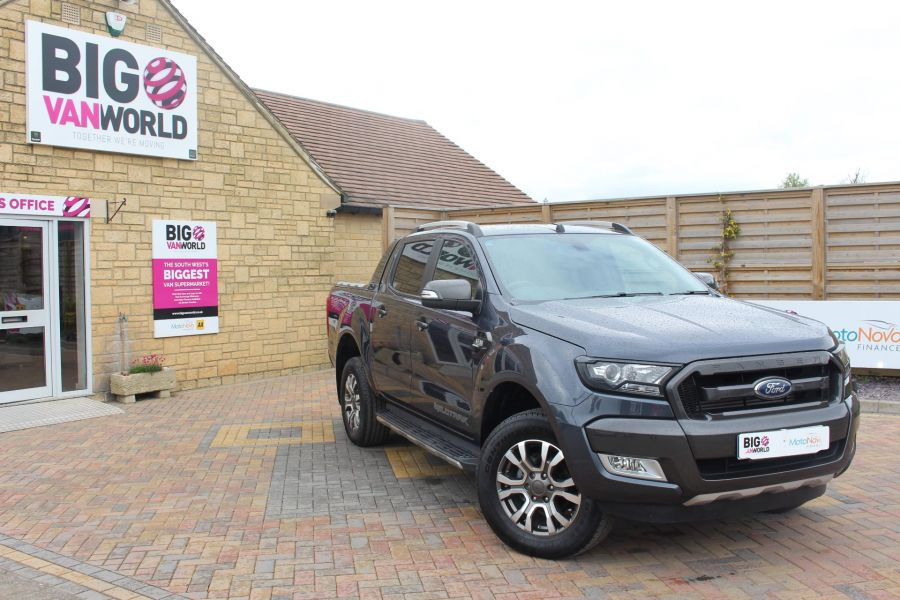 FORD RANGER WILDTRAK TDCI 200 4X4 DOUBLE CAB - 9157 - 2