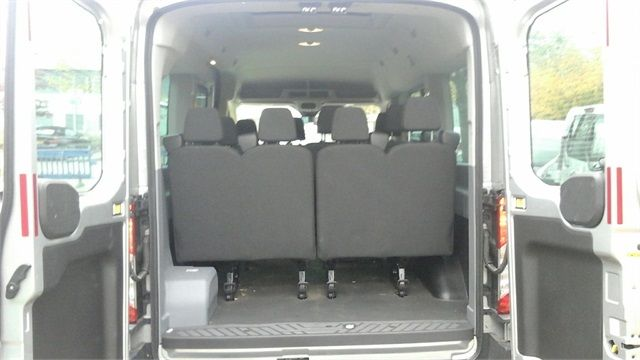 FORD TRANSIT 350 TDCI 125 L2 H2 TREND 12 SEAT BUS MWB MEDIUM ROOF RWD - 6968 - 10