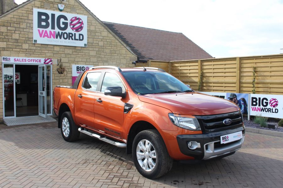 FORD RANGER WILDTRAK 4X4 DOUBLE CAB TDCI 200 - 6114 - 2