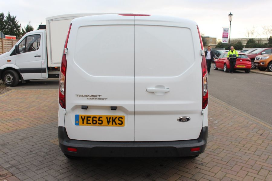 FORD TRANSIT CONNECT 240 TDCI 115 L2 H1 LIMITED LWB LOW ROOF - 8671 - 6