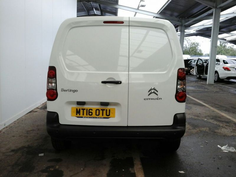 CITROEN BERLINGO 850 HDI 90 L1H1 ENTERPRISE SWB LOW ROOF - 9904 - 3