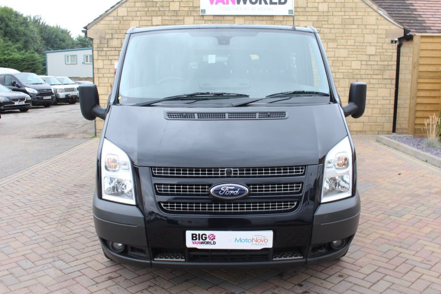 FORD TRANSIT 280 TDCI 125 TOURNEO TREND 9 SEAT MINIBUS SWB LOW ROOF - 6417 - 7
