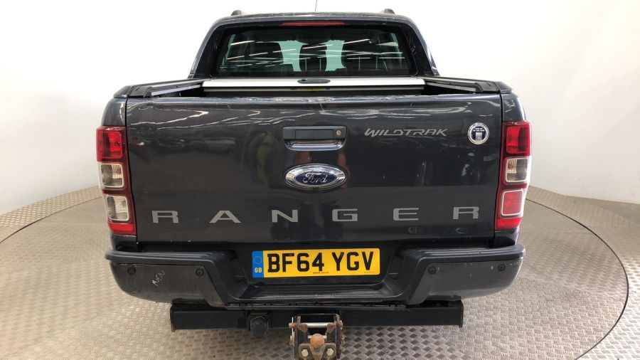 FORD RANGER WILDTRAK TDCI 200 4X4 DOUBLE CAB WITH ROLL'N'LOCK TOP - 11117 - 4