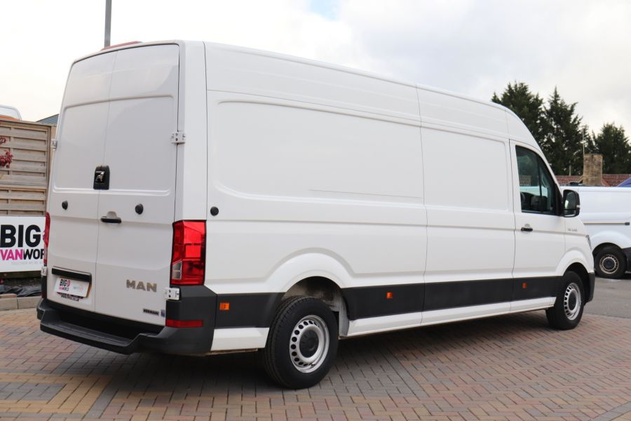 MAN TGE 3.140 4X2F SB LWB HIGH ROOF  (13830) - 11987 - 8