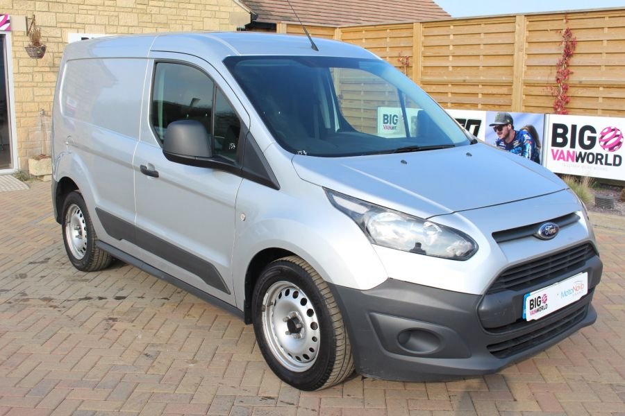FORD TRANSIT CONNECT 200 TDCI 75 L1 H1 SWB LOW ROOF - 7328 - 3