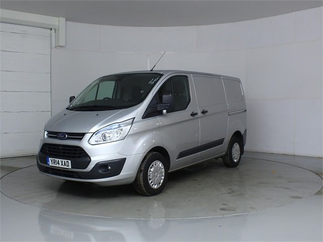 FORD TRANSIT CUSTOM 270 TDCI 100 L1 H1 TREND SWB LOW ROOF FWD - 7112 - 5