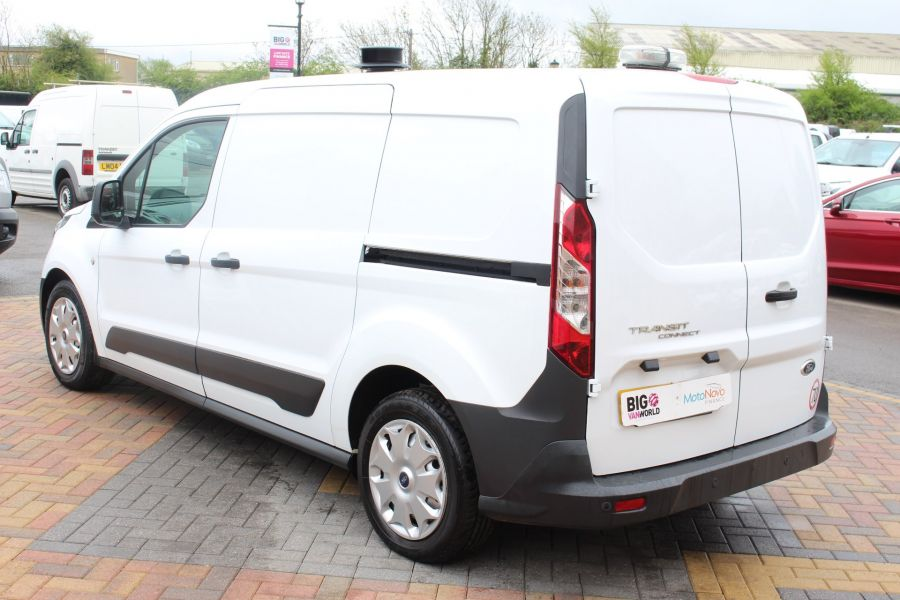 FORD TRANSIT CONNECT 240 TDCI 95 L2 H1 LWB LOW ROOF - 7393 - 7