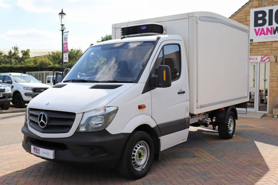 MERCEDES SPRINTER 313 CDI 129 MWB FRIDGE BOX - 9628 - 9