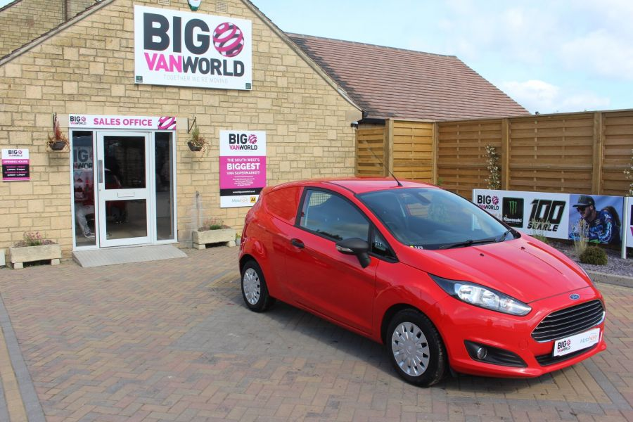 FORD FIESTA TDCI 95 ECONETIC TREND - 6293 - 2