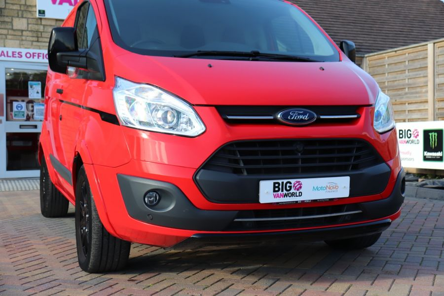FORD TRANSIT CUSTOM 290 TDCI 170 L1H1 TREND COLOUR EDITION SWB LOW ROOF - 11530 - 39